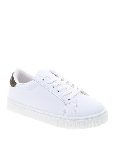 Pink&Orange Yürüyüş Ayakkabısı Beyaz